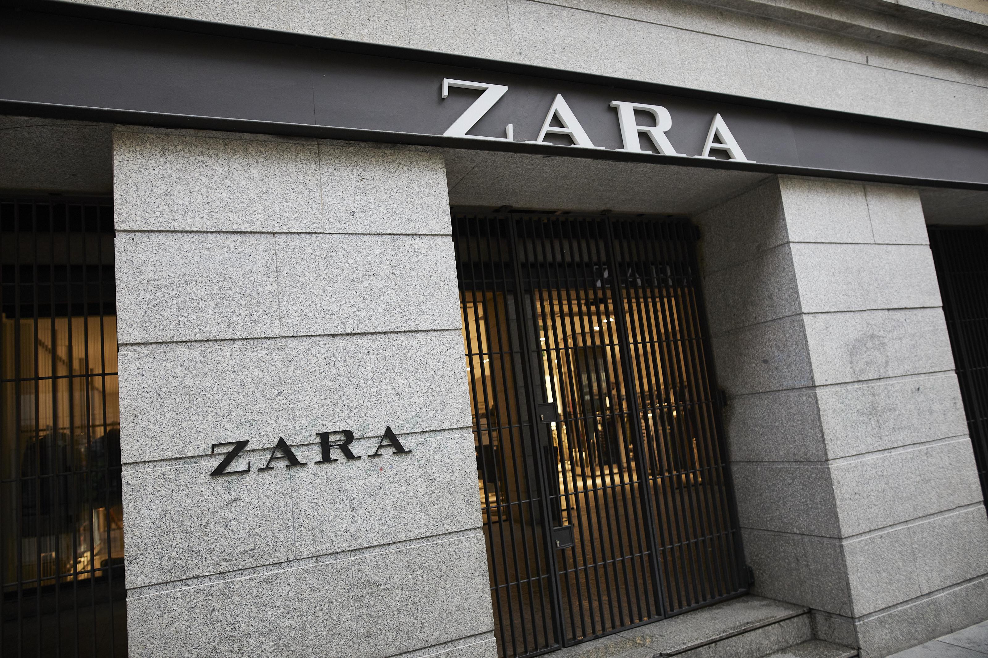 Archivo - Zara