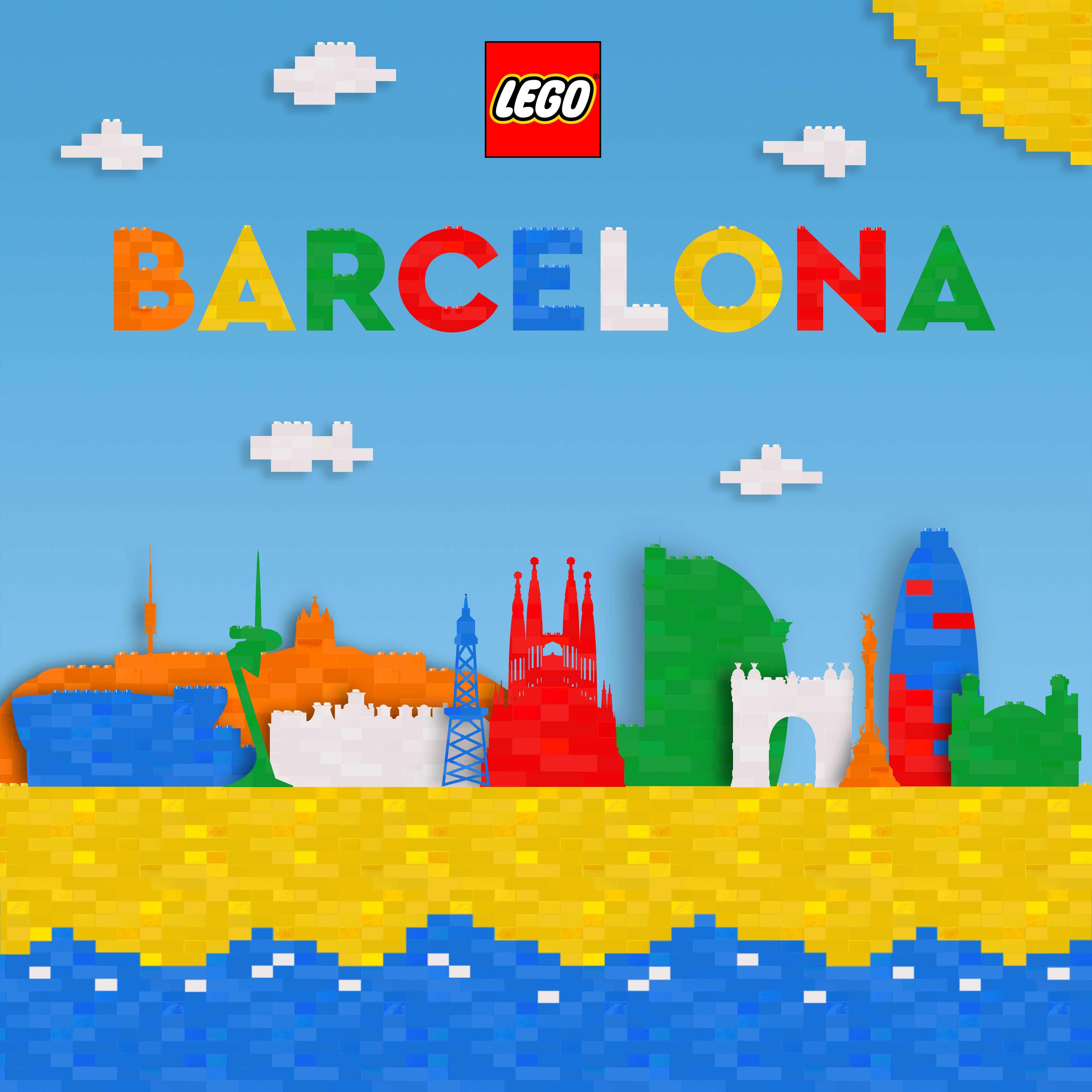 Lego anuncia la apertura de su primera flagship store en España