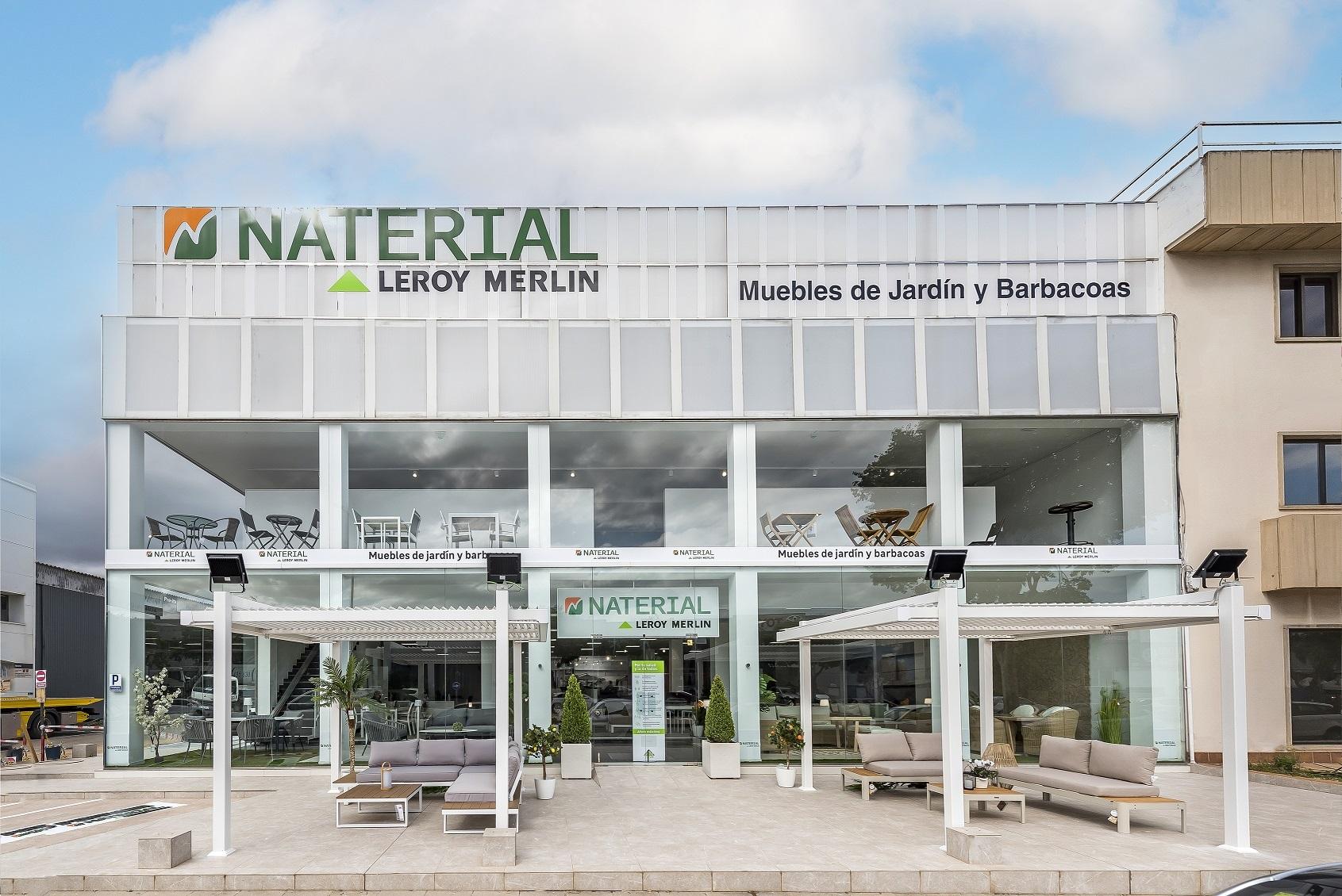 Tienda Naterial de Leroy Merlin