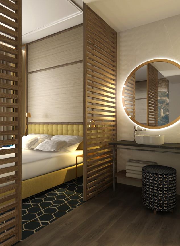 Baño incorporado / Pestana Hotel Group