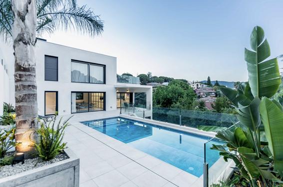 Casa construida por Modular Home