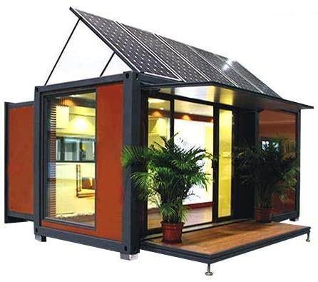Casa expandible contenedor (32,226 euros)