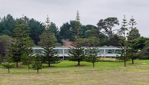 Una casa de una sola planta