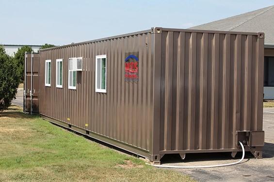 Container Home (33.079 euros)