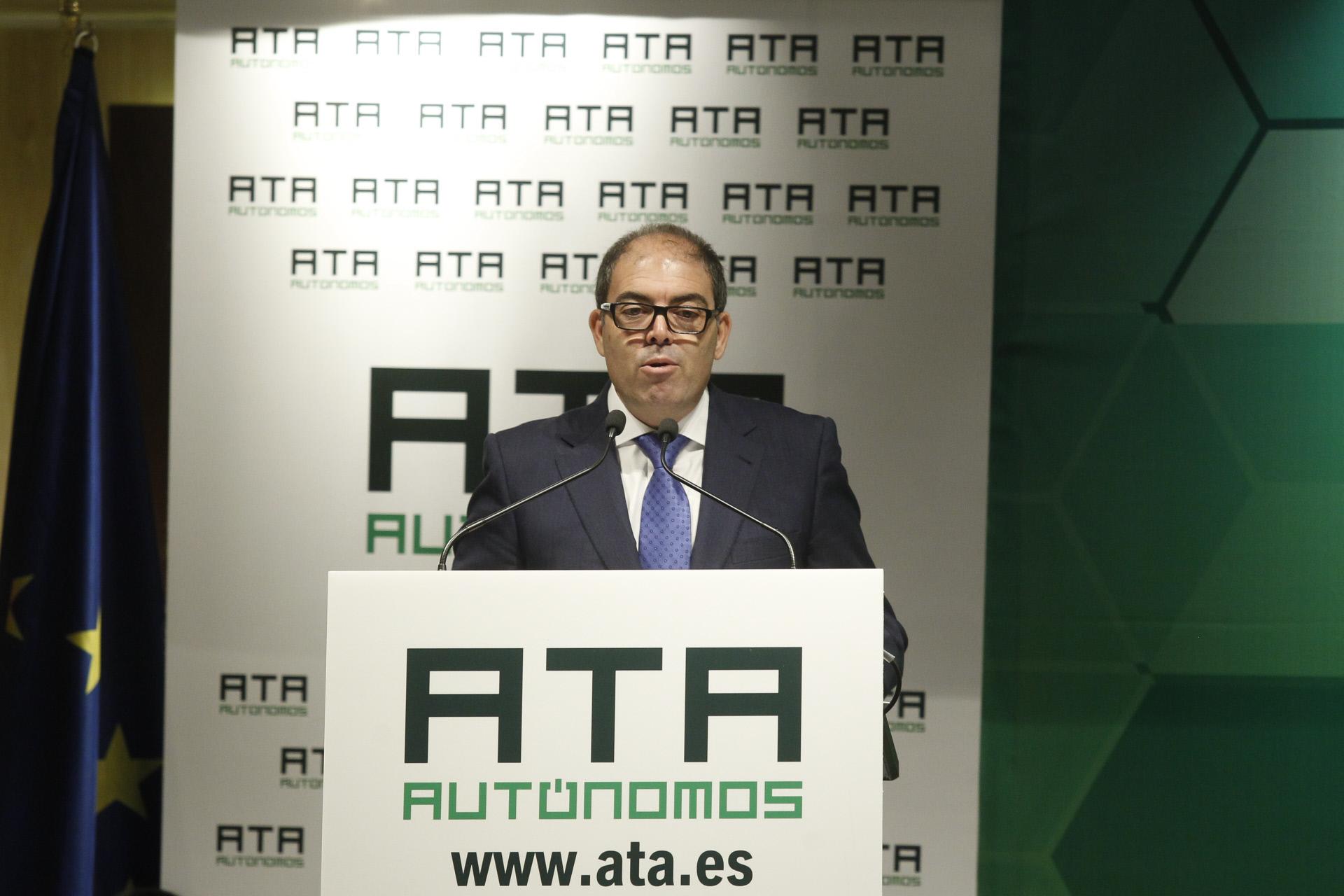 Lorenzo Amor, presidente de ATA / Gtres