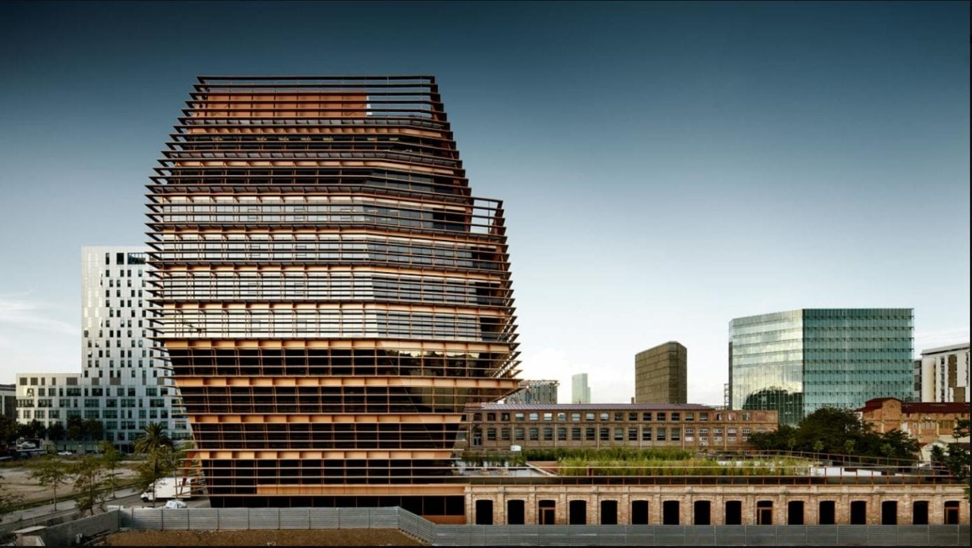 Edificio de Agencia de Empleo de Cataluña