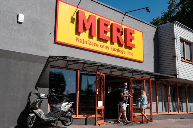 Supermercado Mere