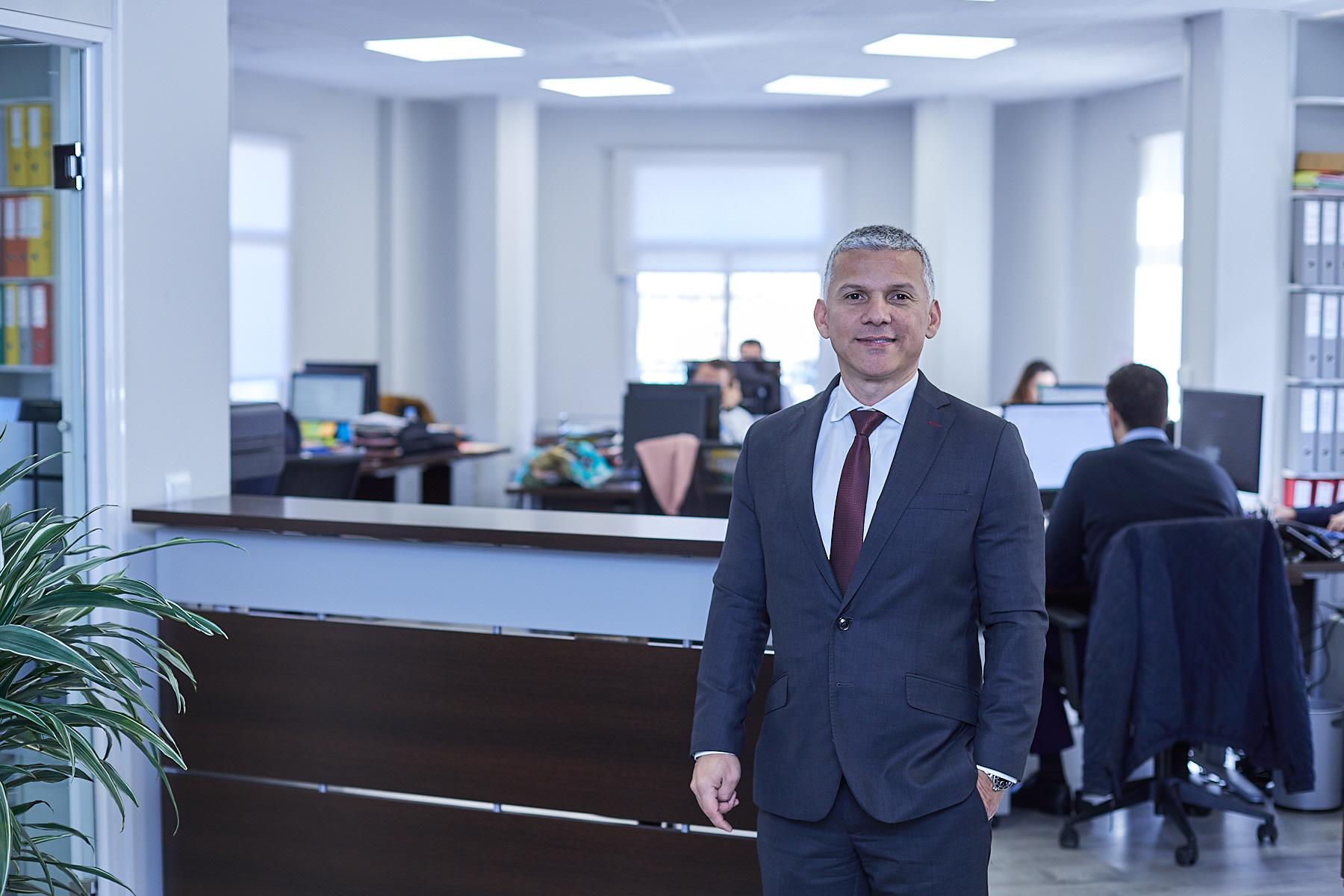 Henry Gallego, presidente y CEO de Ktesios Socimi y de RKS-AM. / RKS