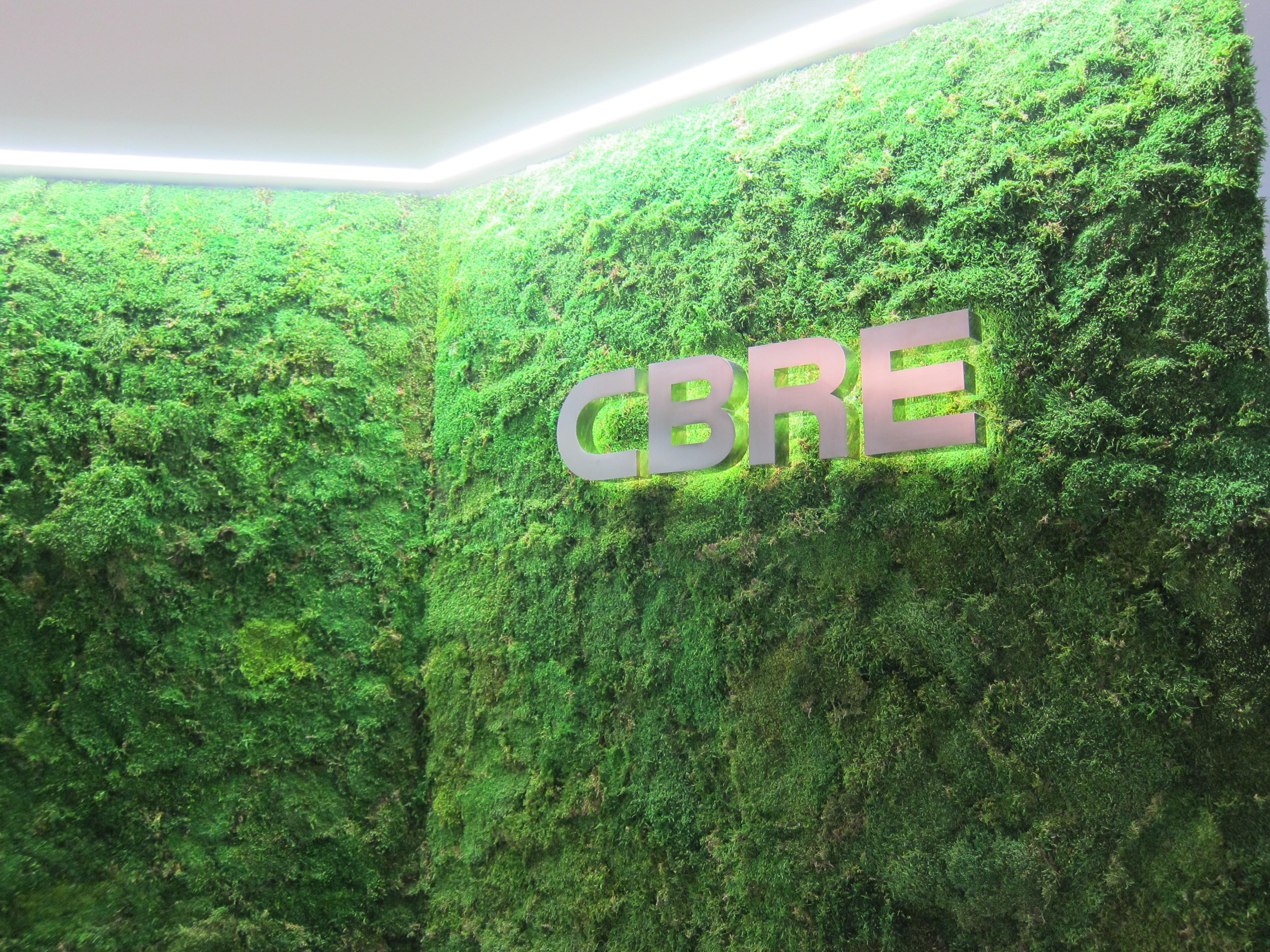 Oficinas de CBRE en Barcelona