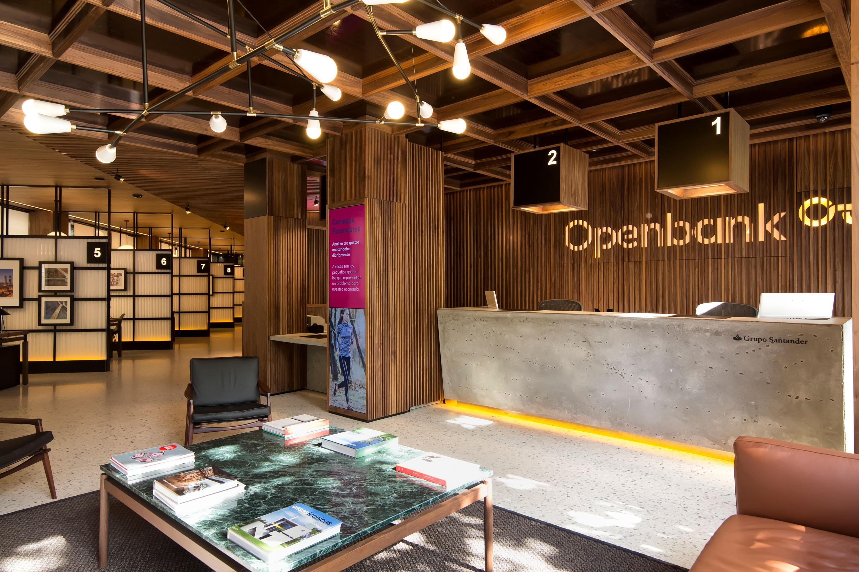 Archivo - Oficina de Openbank.
