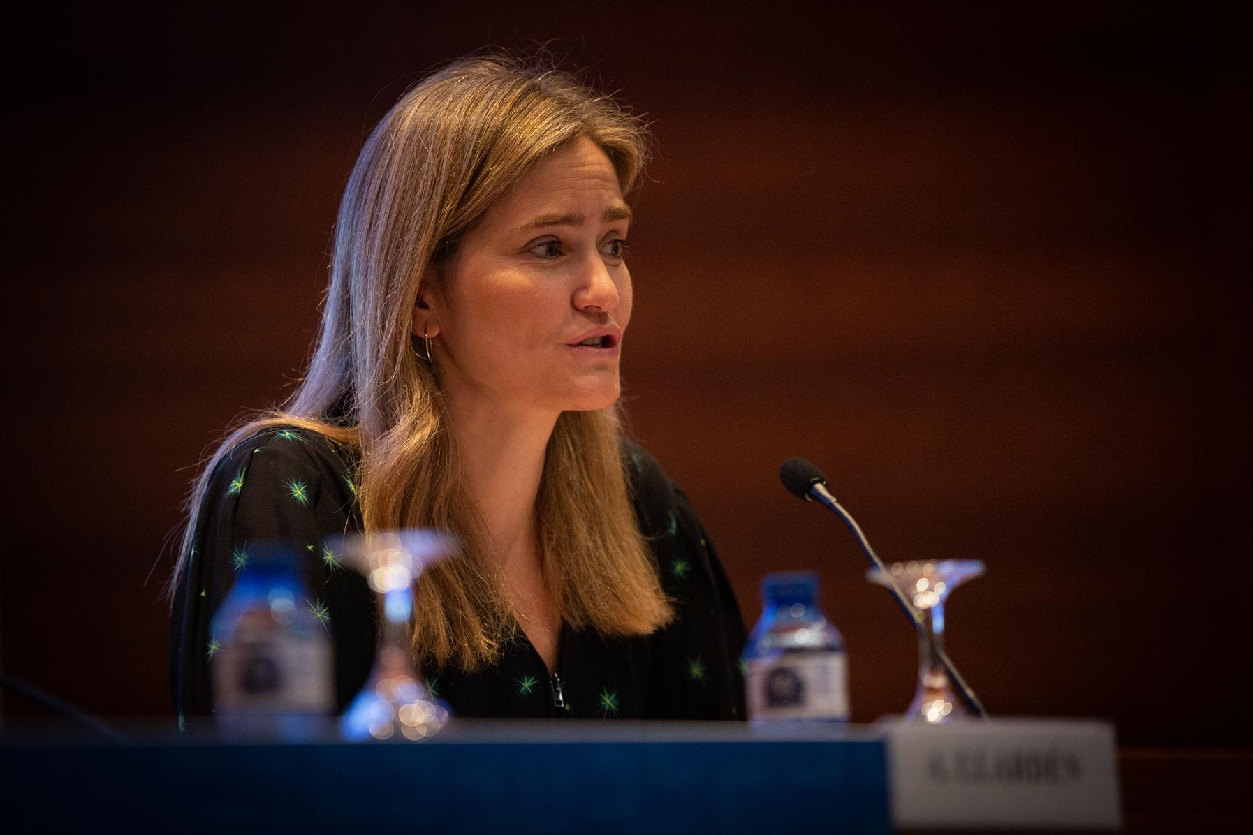 La secretaria de Estado de Energía, Sara Aagesen / David Zorrakino/Europa Press