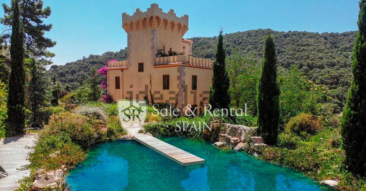 Palacete en Tossa de Mar (Girona) - 3,9  millones de euros