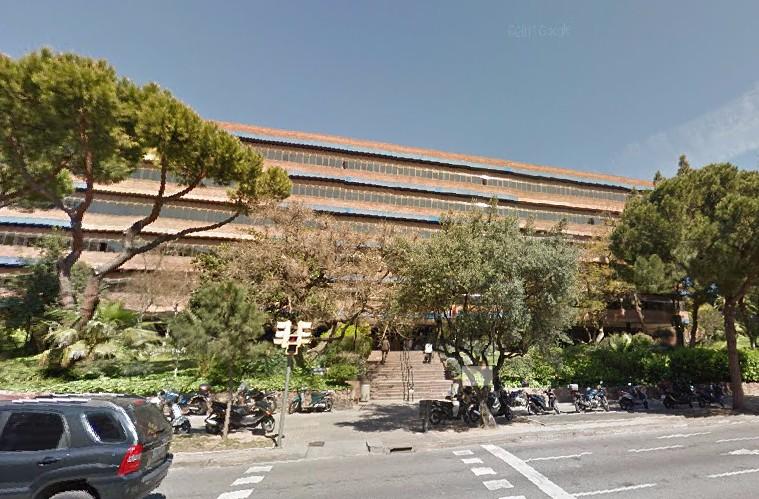 La sede del departamento de Educación, a la venta