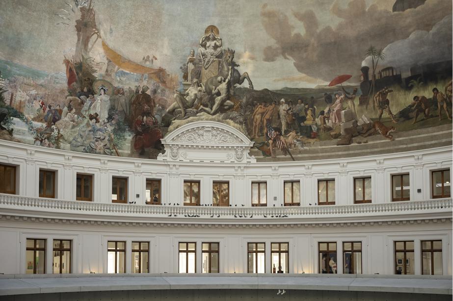 El edificio data de finales del siglo XVIII