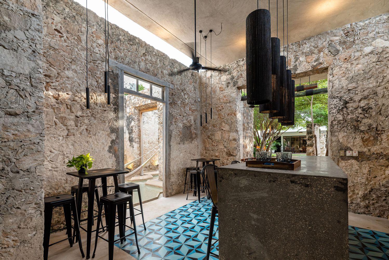 Un bar dentro de casa