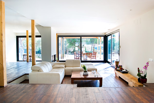 Mejores casas de madera Madrid