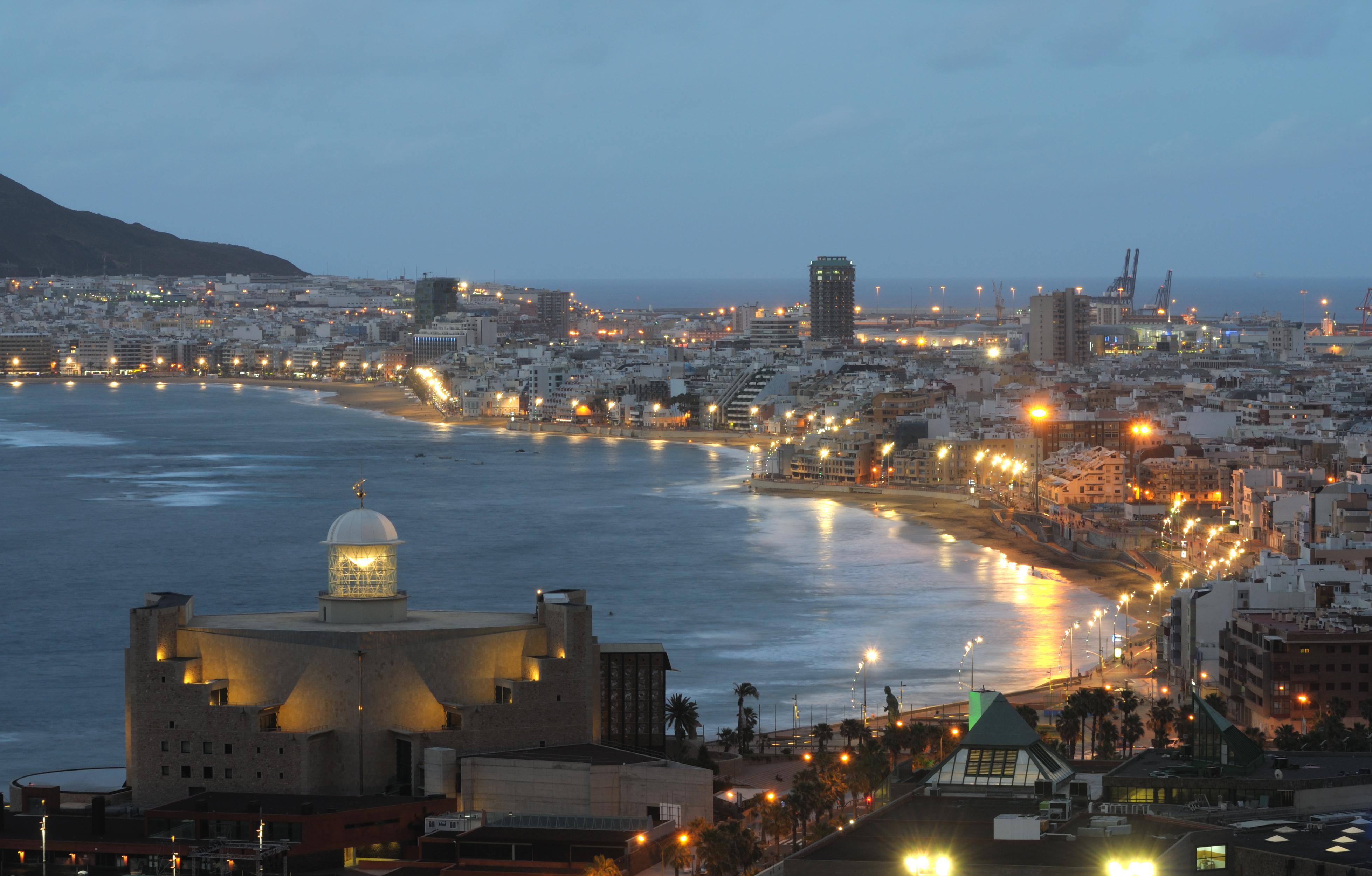 La ciudad de Las Palmas de Gran Canaria, donde más alquileres se cierran en la primera semana del anuncio / Gtres