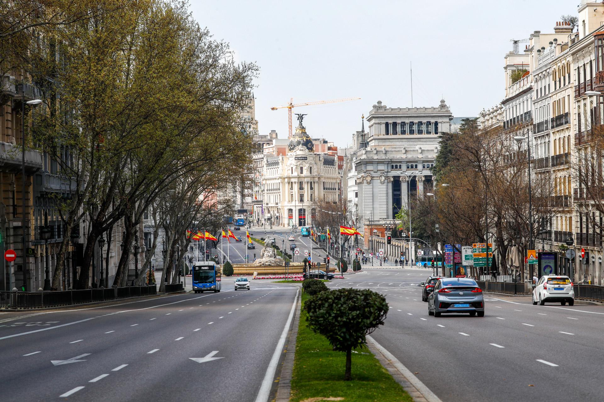 Madrid capital / Gtres