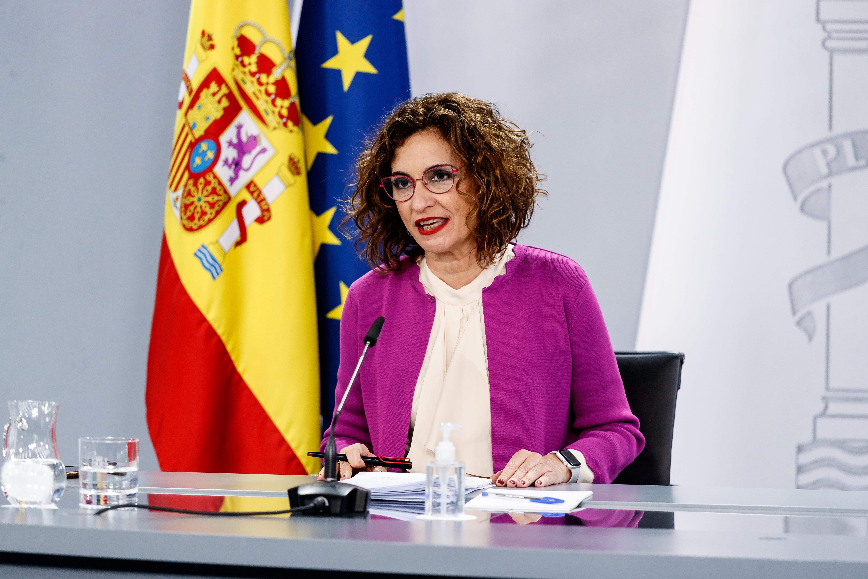 La ministra de Hacienda, María Jesús Montero / Gtres
