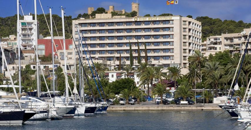 Gran Meliá Victoria (Palma), uno de los hoteles traspasados / Meliá