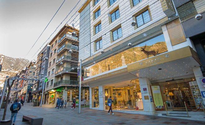 Hotel en Andorra de MIM Hotels
