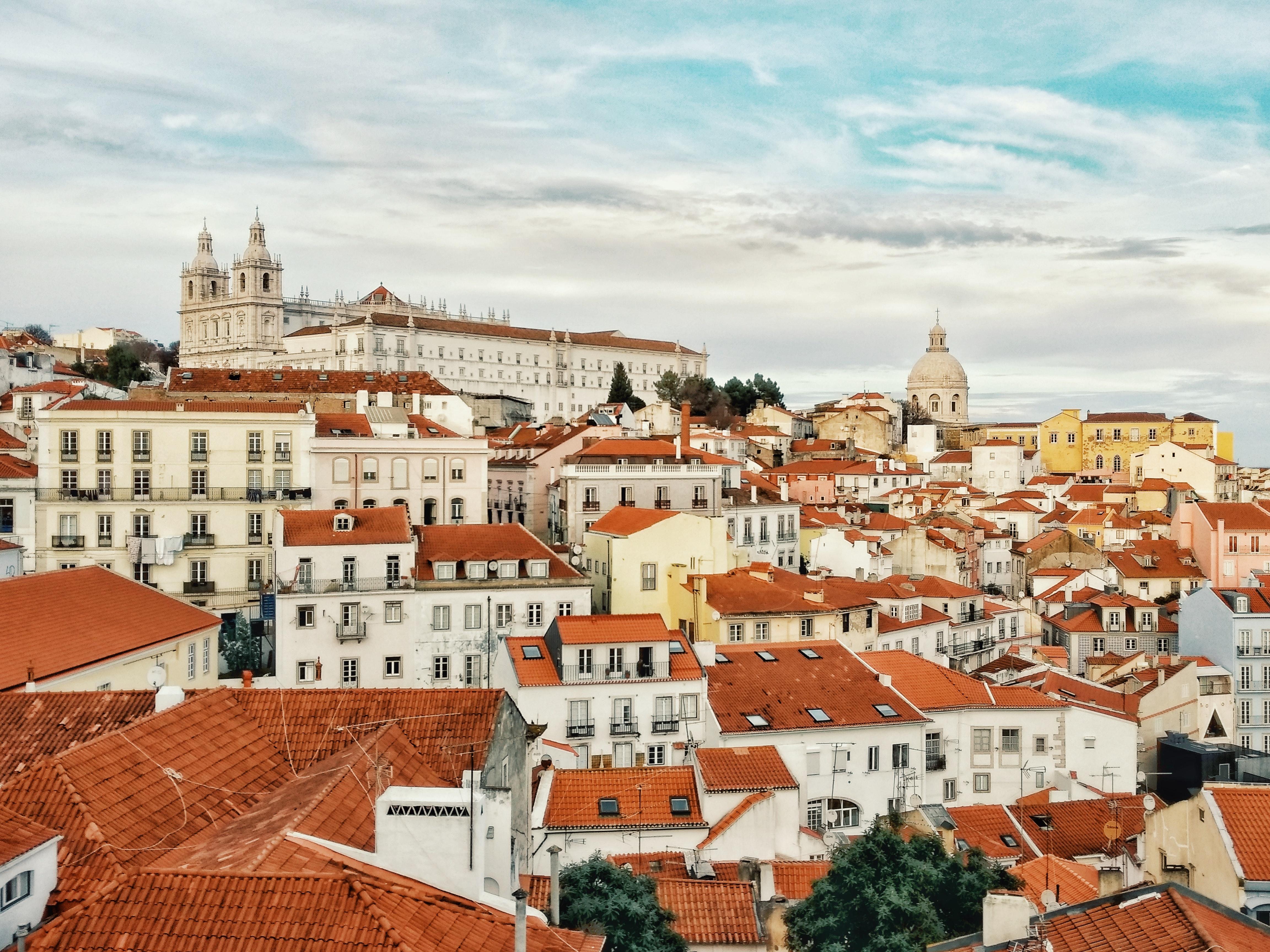 Barrio de Alfama, en Lisboa / Unsplash