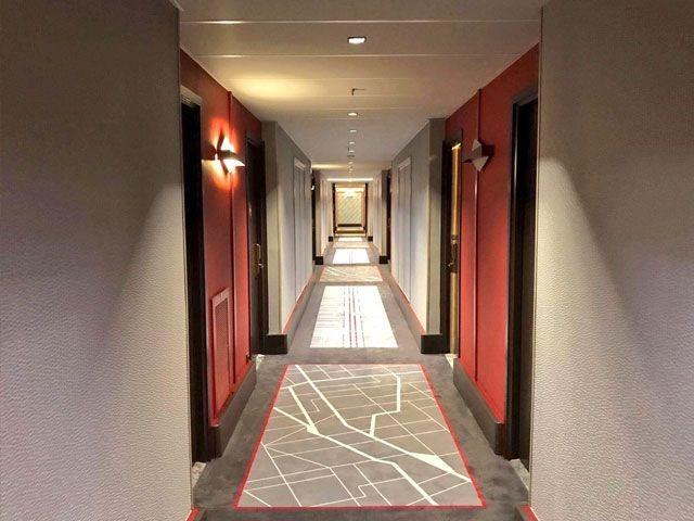 Disney Hotel New York- The art of Marvel