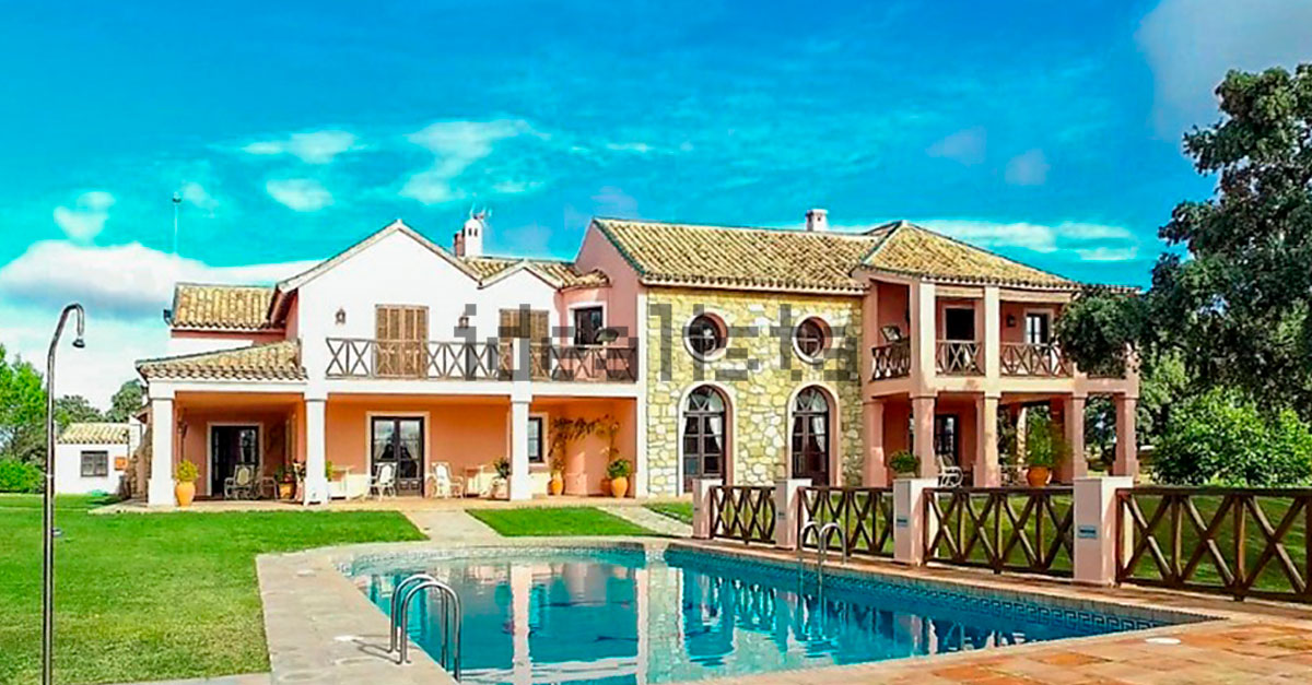 Finca de lujo en la Serranía de Ronda (Málaga) - 16,4 millones de euros