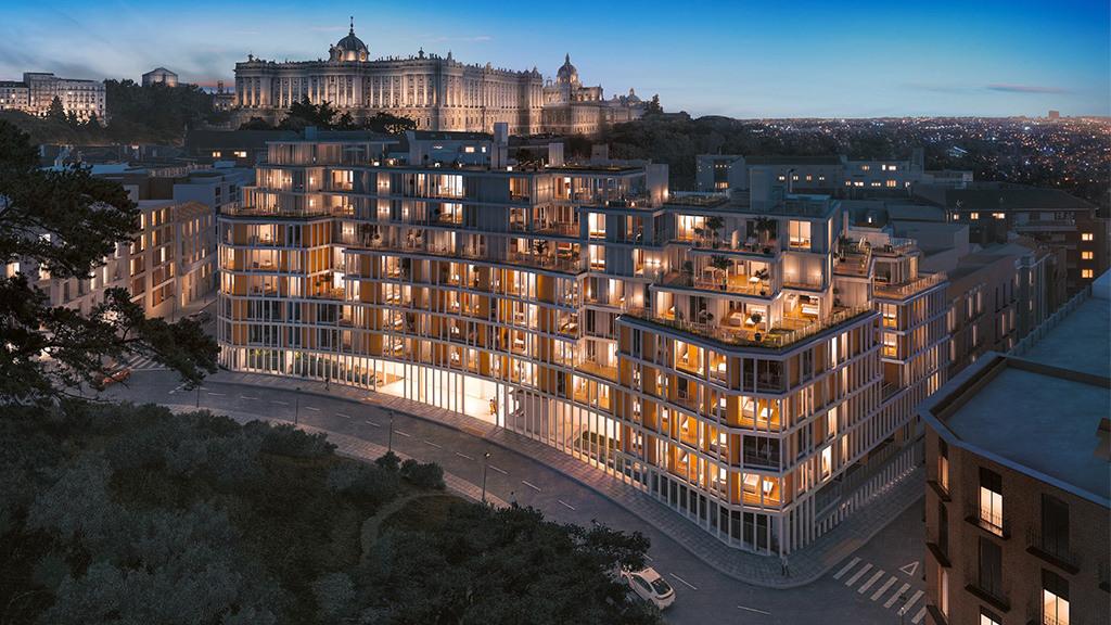 pisos desde 338.000 euros más IVA