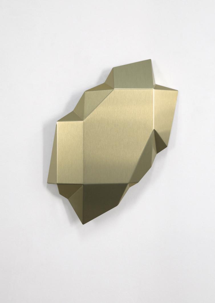 Escultura de Toño Barreiro por 2.200 euros (48x40x6 cm)