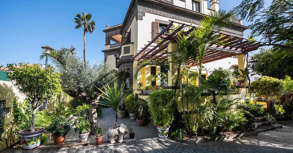 9. Casa en Ciudad Jardín, Las Palmas de Gran Canaria