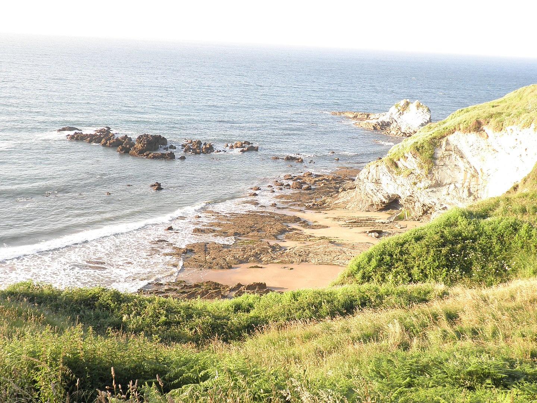 Playa de Aila, Loredo