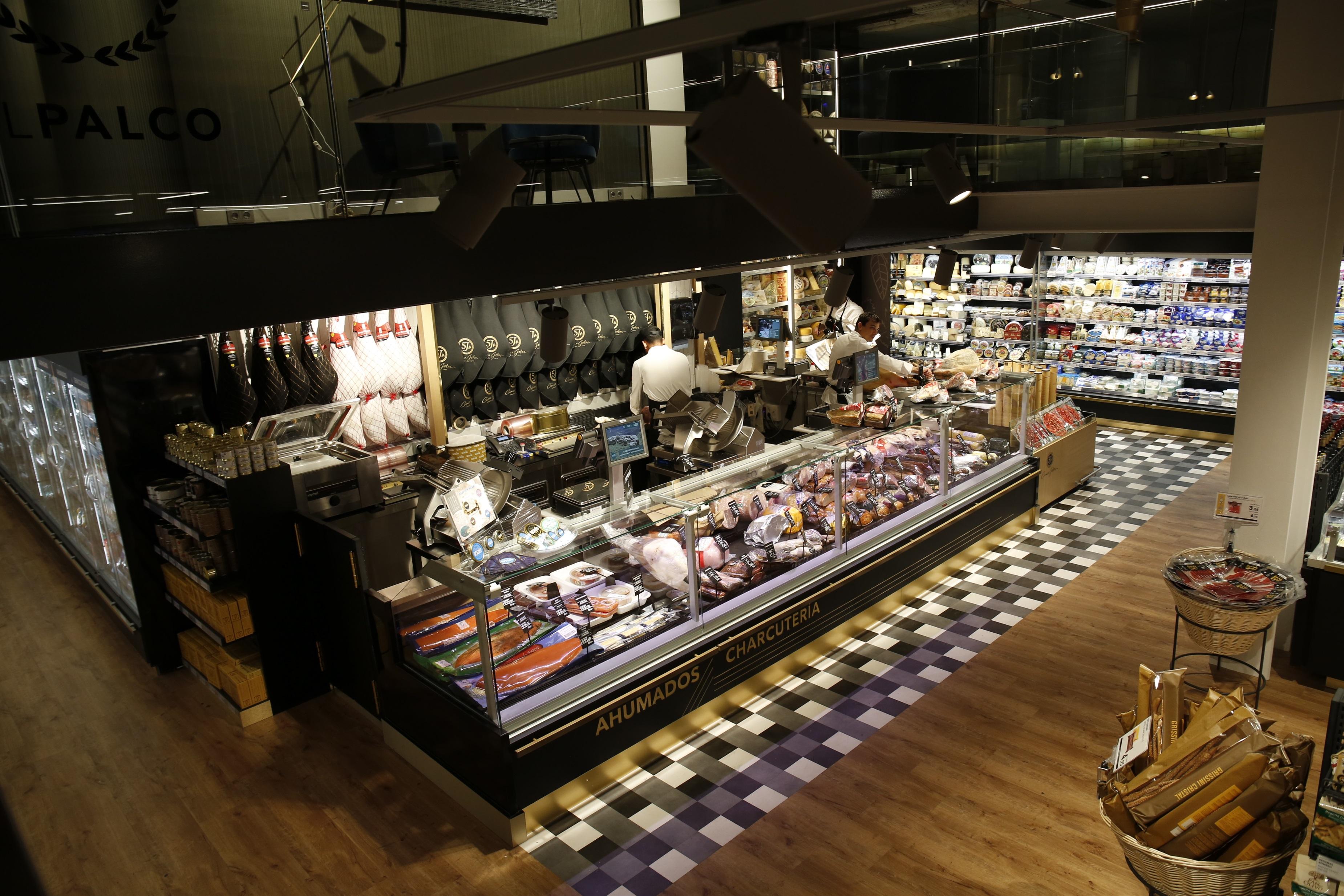 Tienda de Supermercado Sánchez Romero