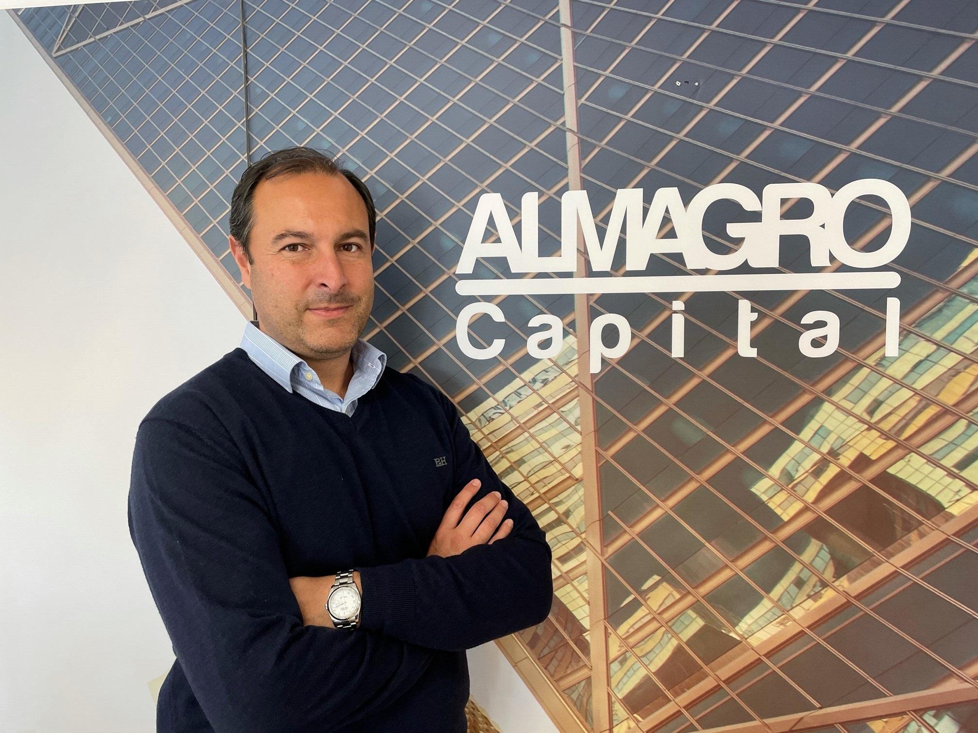 Luis Ulibarri, socio fundador y vicepresidente de Almagro Capital / ALMAGRO CAPITAL