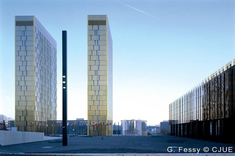 El edificio del Tribunal de Justicia de la UE / EUROPA PRESS