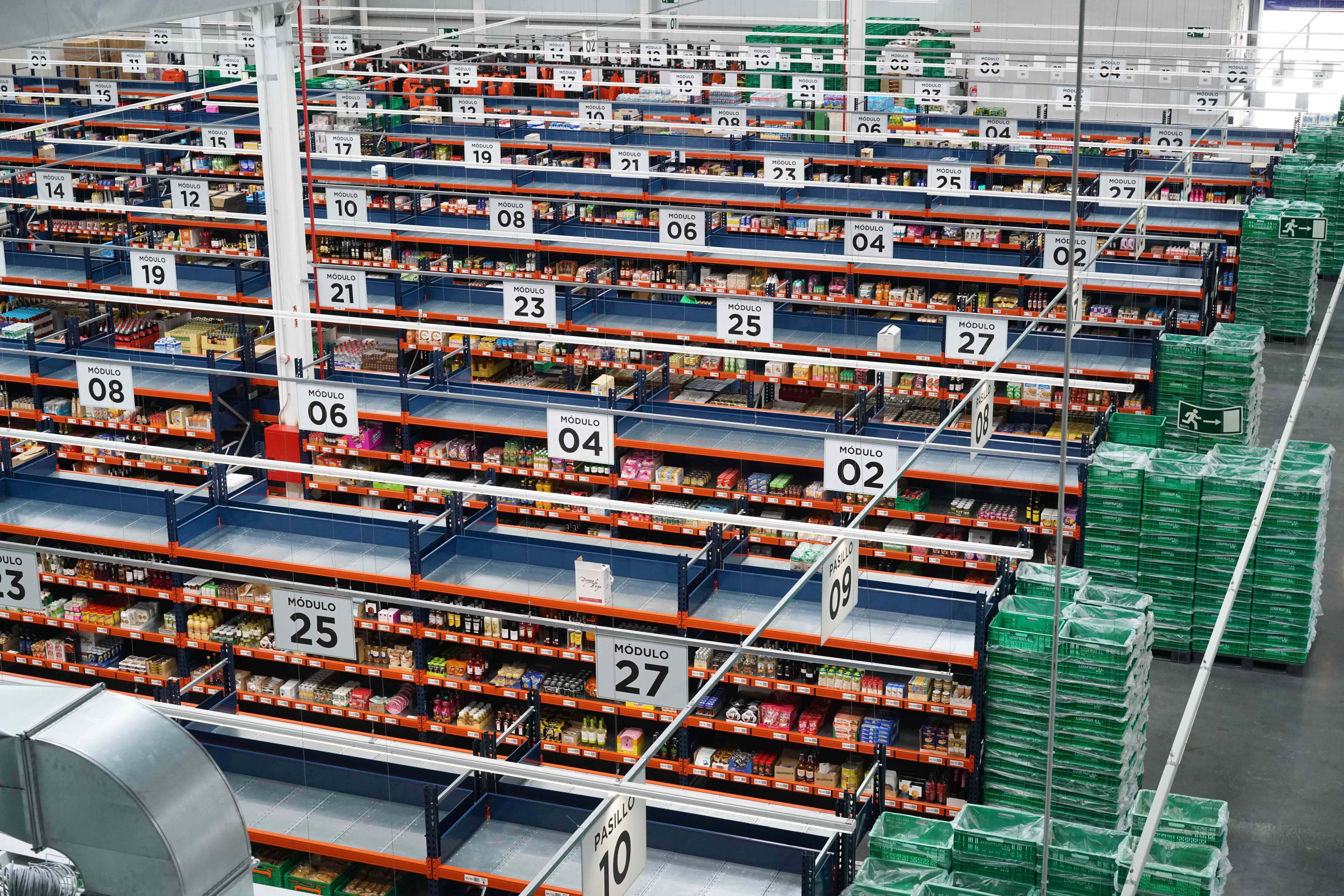 Mercadona compra una parcela en Alicante para instalar su segunda plataforma logística de compra 'online'