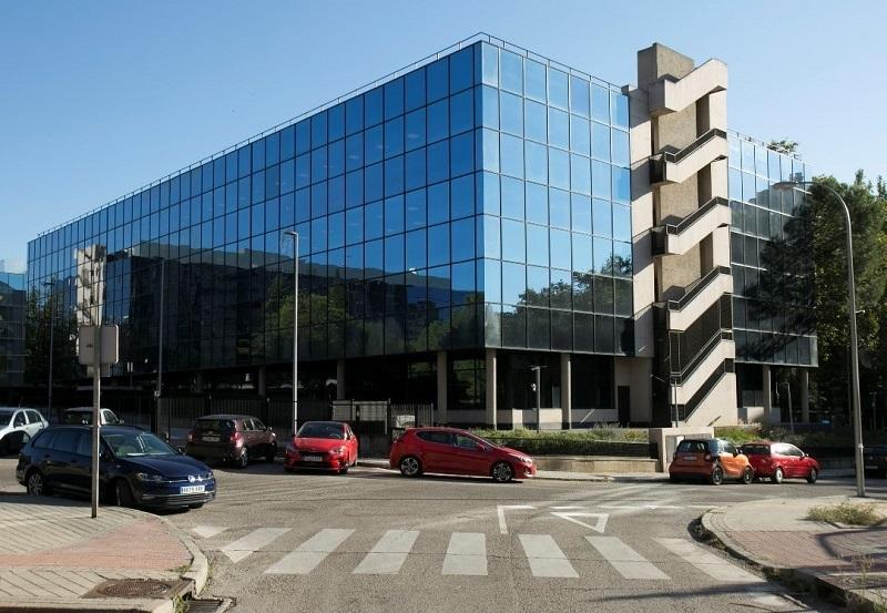 Archivo - Nueva sede de Sareb en Mirasierra (Madrid)