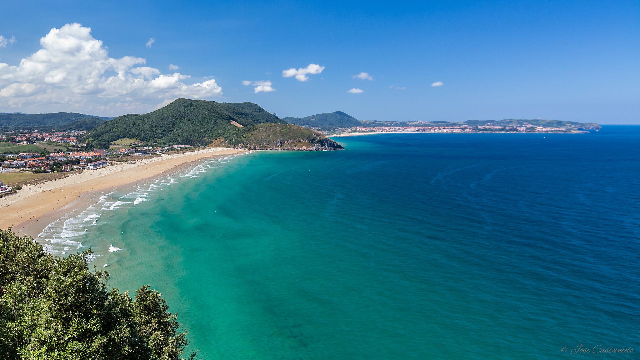 Playa Santoña, Cantabria