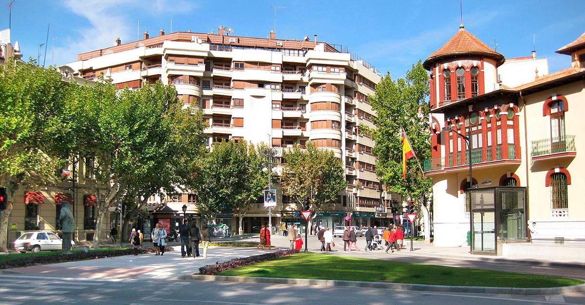 La ciudad de Albacete, la más segura de España, según las aseguradoras / Chowdon Wikimedia (CC BY-SA 4.0)