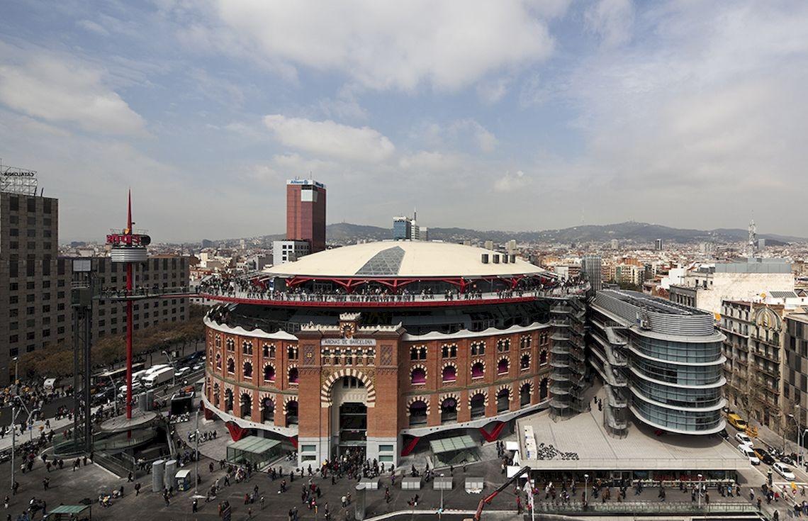 Plaza de toros Las Arenas, Barcelona / ABBA/ARUP/BOARQ/Iberdrola