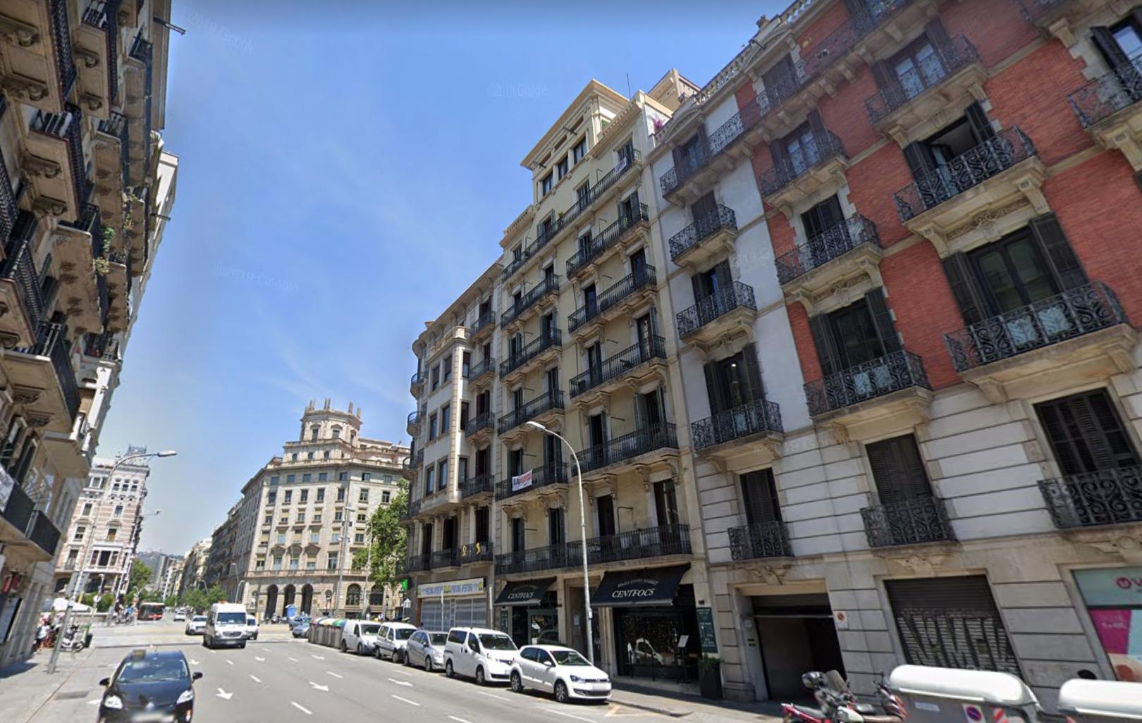 Calle Balmes