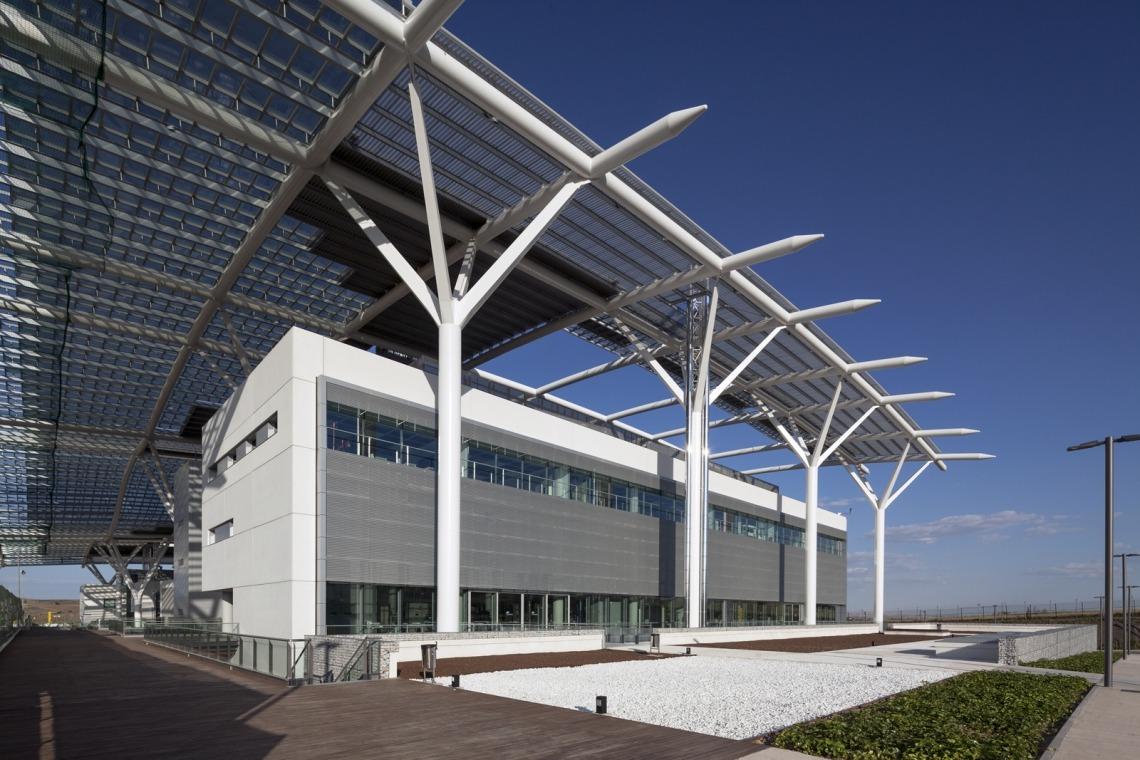 Campus de Iberdrola, en San Agustín de Guadalix (Madrid) / ABBA/ARUP/BOARQ/Iberdrola