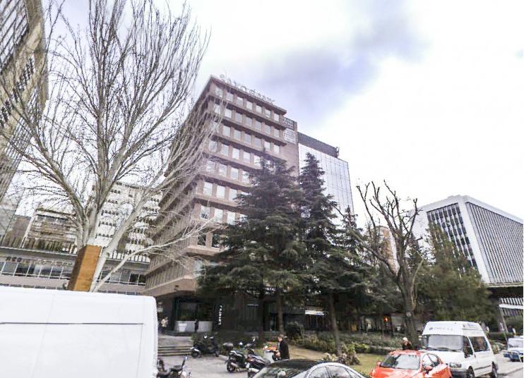 Edificio Castellana 42, Madrid