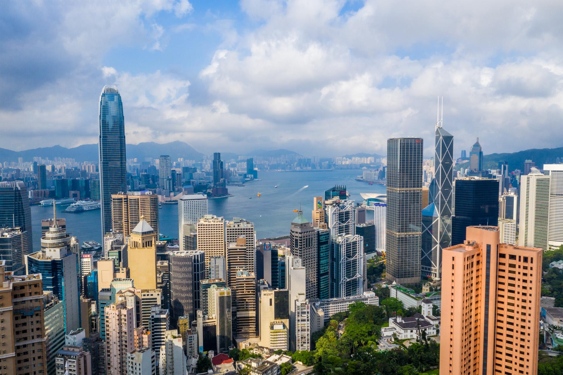 La ciudad de Hong Kong / Gtres