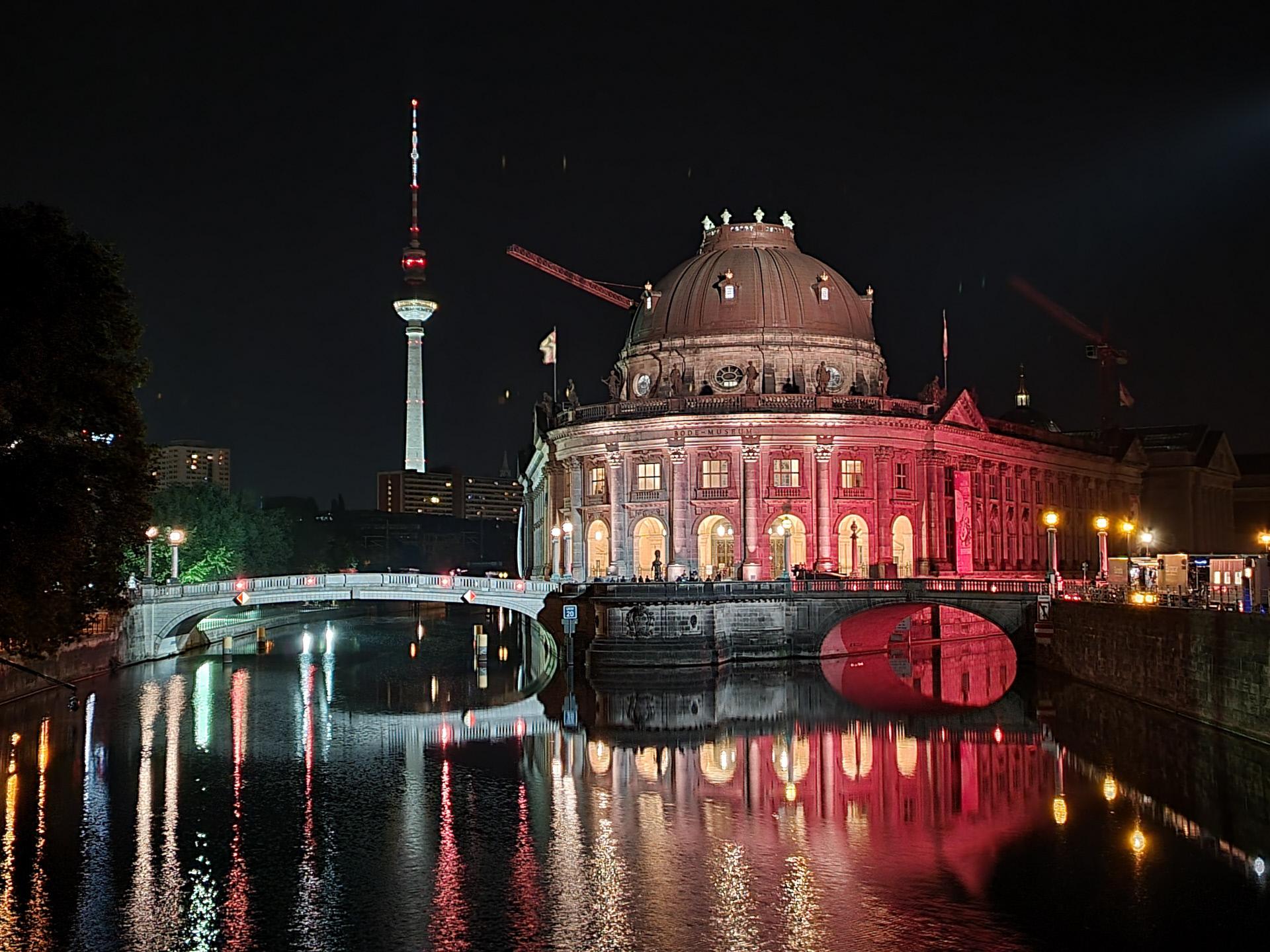 Berlín de noche / Gtres