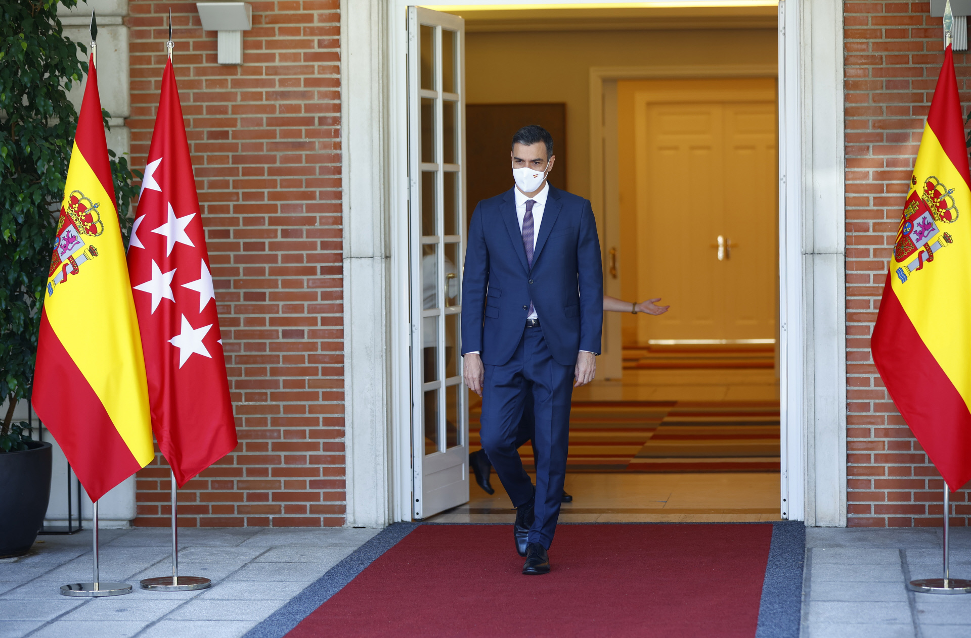 Pedro Sánchez, presidente del Gobierno de España / Gtres