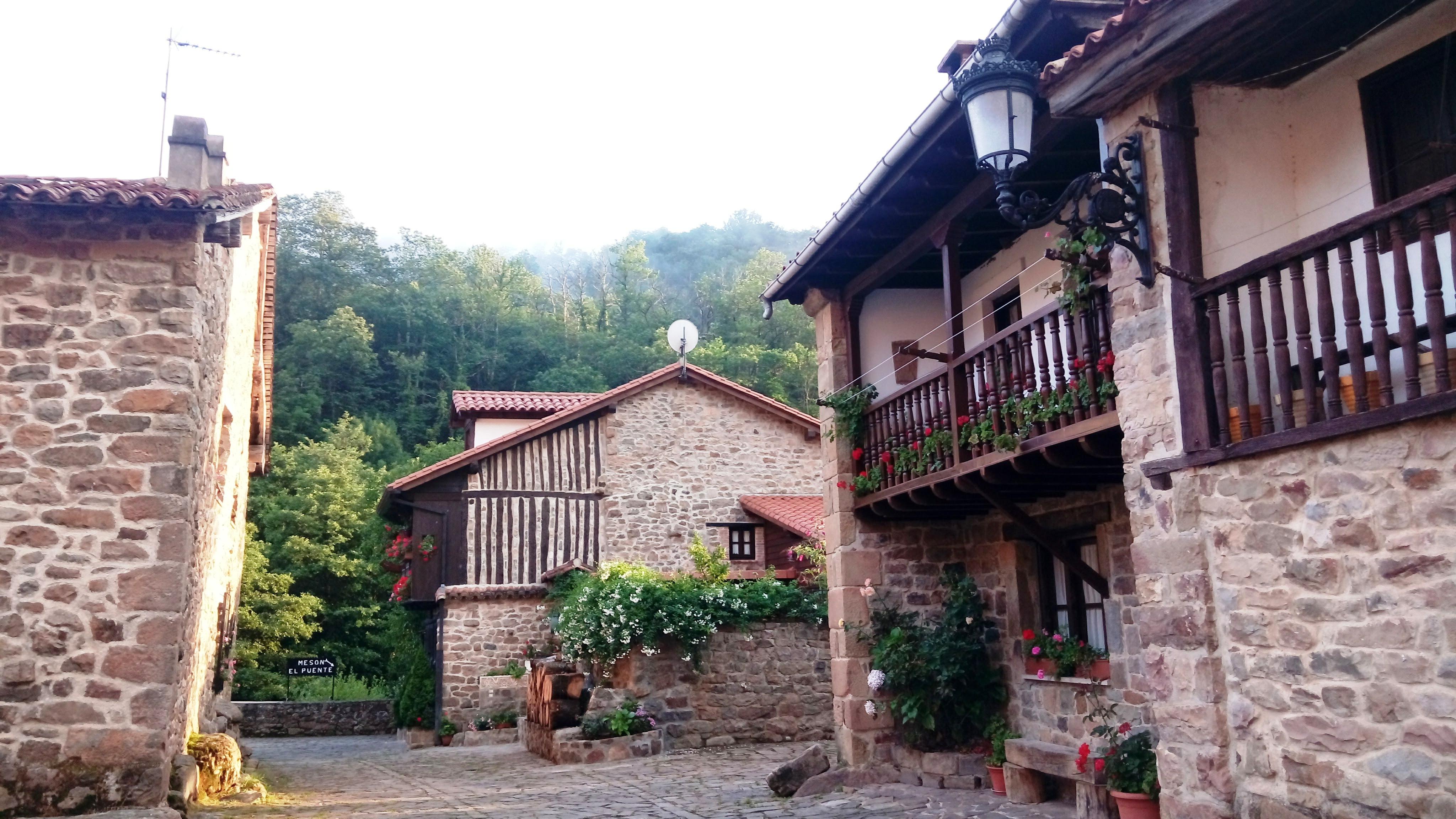 Bárcena Mayor, Cantabria