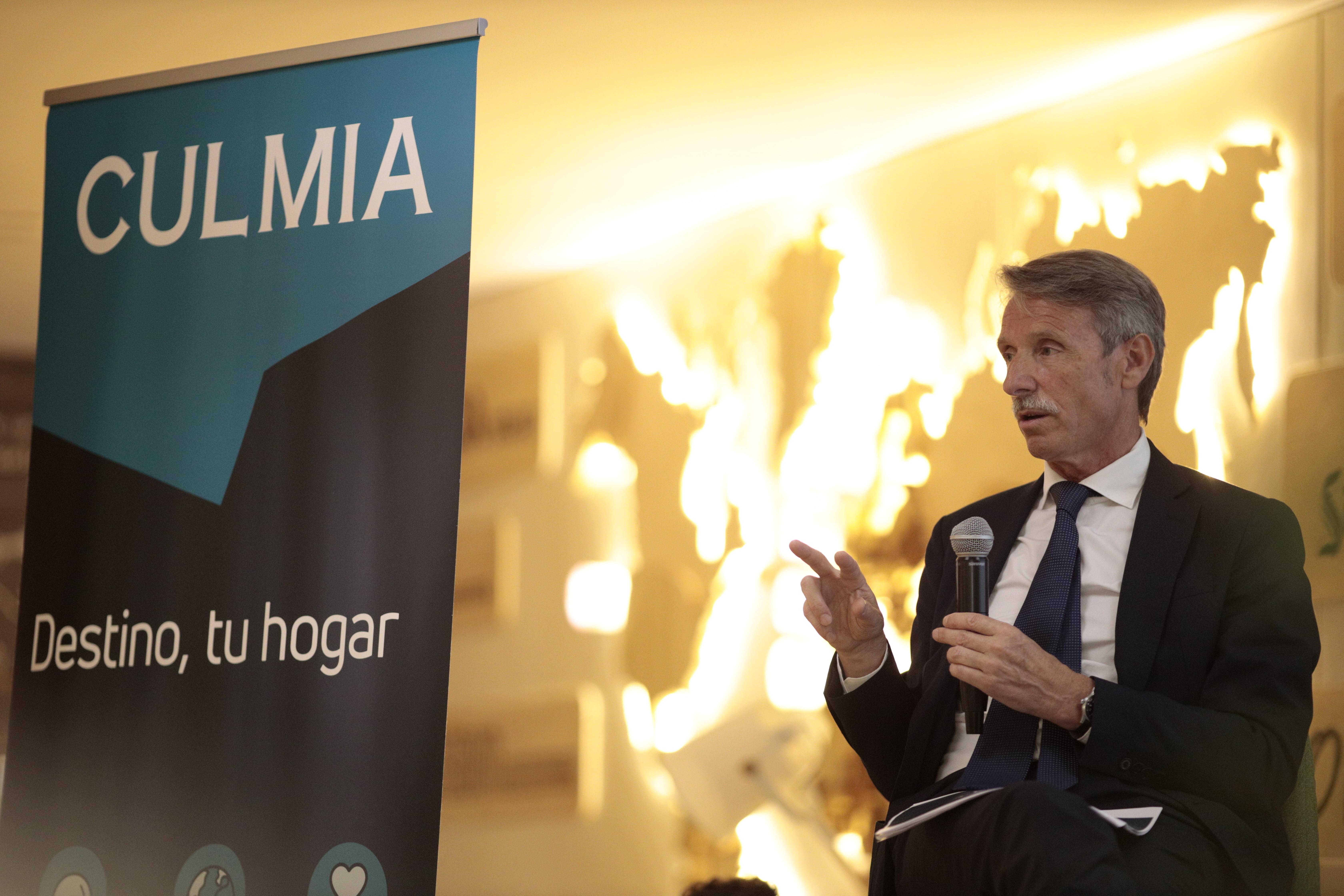 Francisco Pérez, CEO de Culmia / Culmia