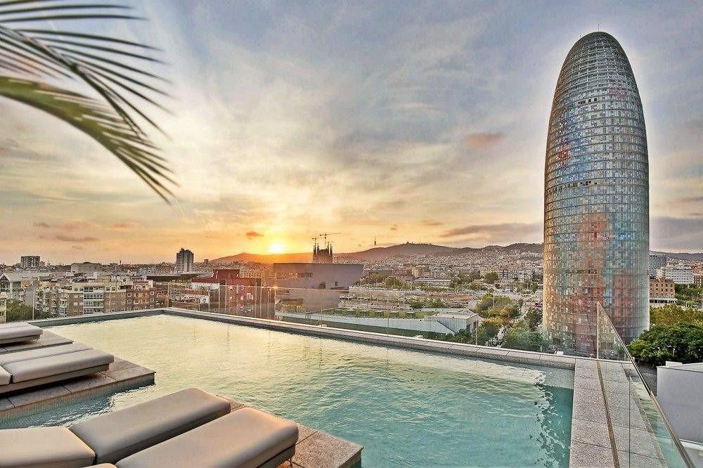 Torre Glòries Barcelona