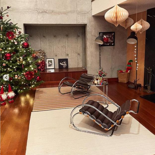 Interior de la casa / Jessica Bueno